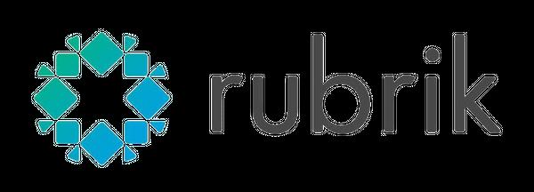 Logo for Rubrik Authorized Partner