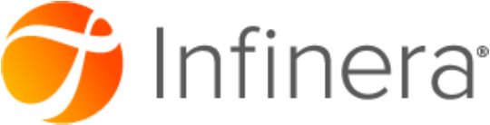 Logo for Infinera Authorized Reseller