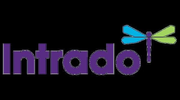 Logo for Intrado Authorized Reseller