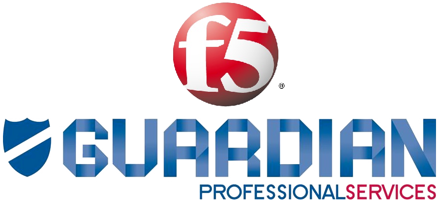 F5 Guardian logo