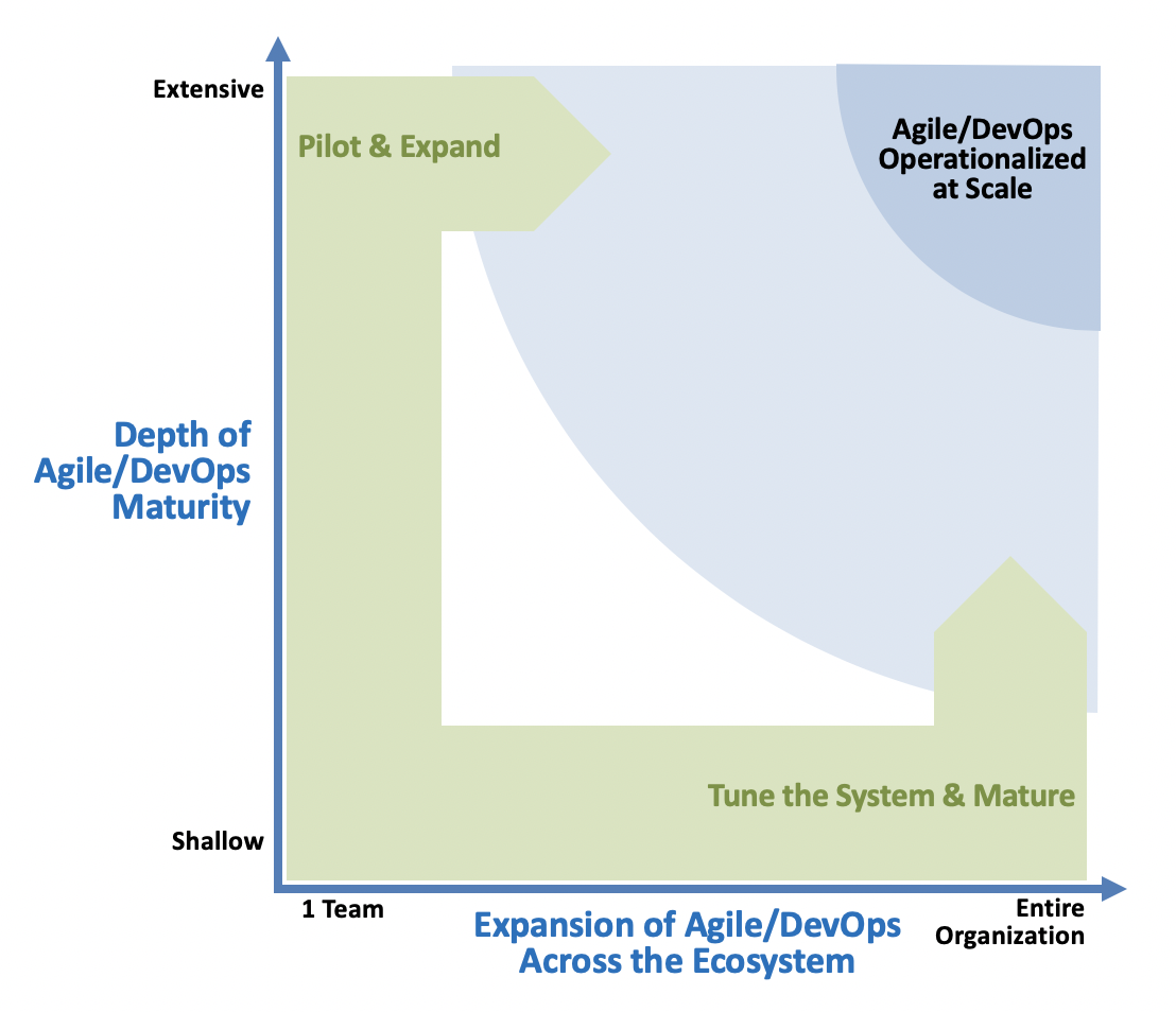 Two Preferred Paths to Agile Transformation