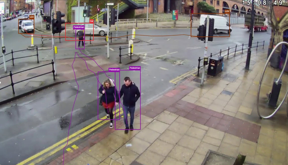 Pedestrian safety and monitoring