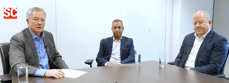 Men sitting at a meeting desk