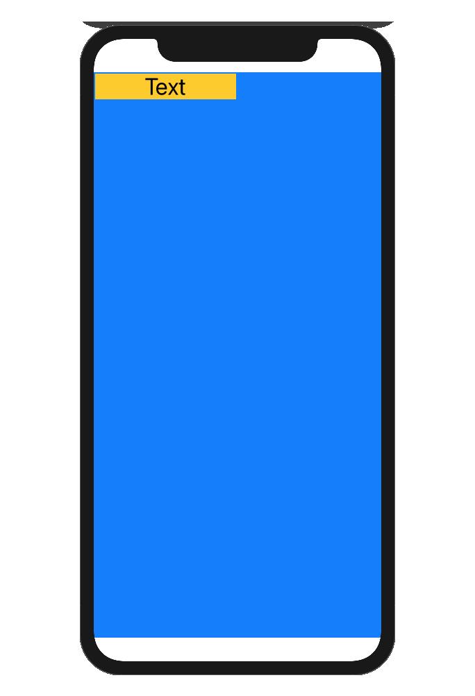 Text view left align