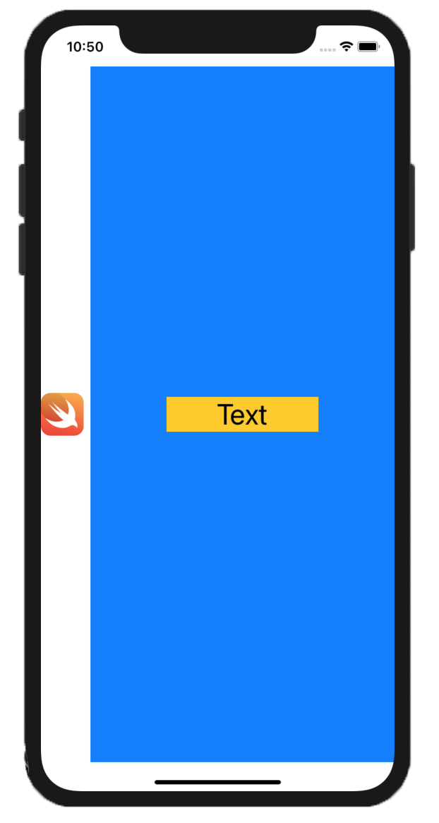 Text view center align